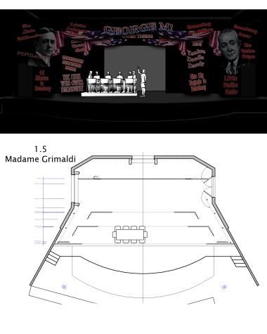 Run Sheet Example-Grimaldi