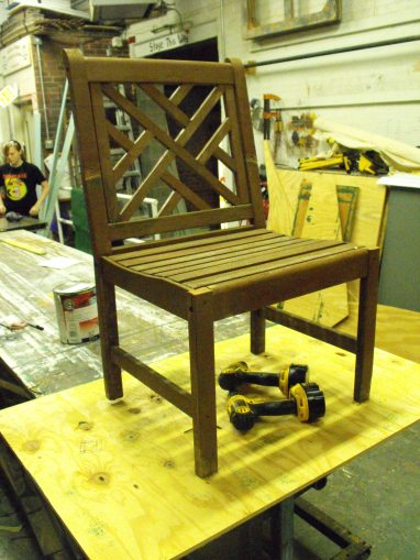 Throne process