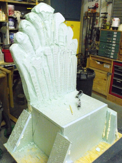 Throne process