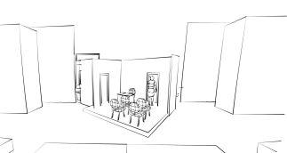 Training Center- sketch