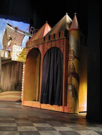 Act II - Cabana wagon