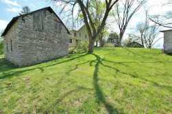 Stone House & yard