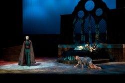 Dracula's reappearance