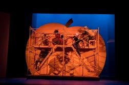 Inside the Peach